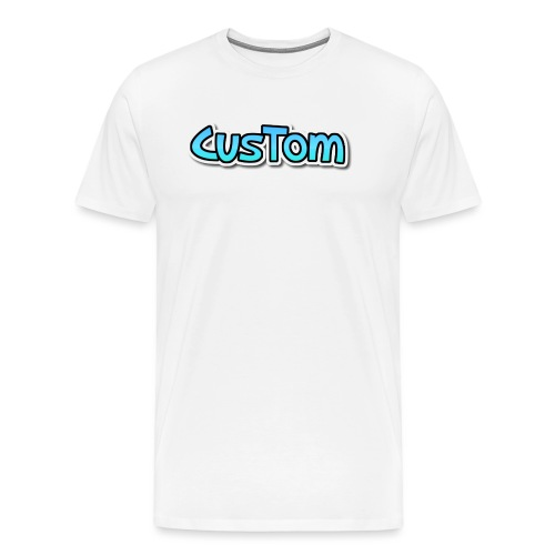 CusTom NORMAL - Mannen Premium T-shirt