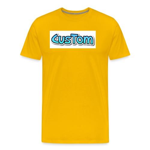 CusTom NORMAL - Mannen Premium T-shirt