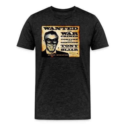 Wanted - Men's Premium T-Shirt