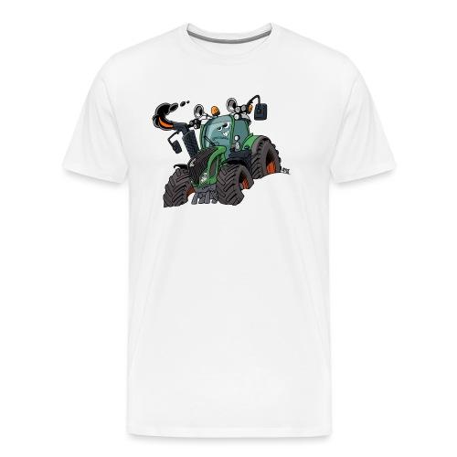 F 718Vario zonder kar - Mannen Premium T-shirt