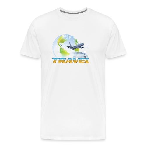 Maglietta TRAVEL - Maglietta Premium da uomo