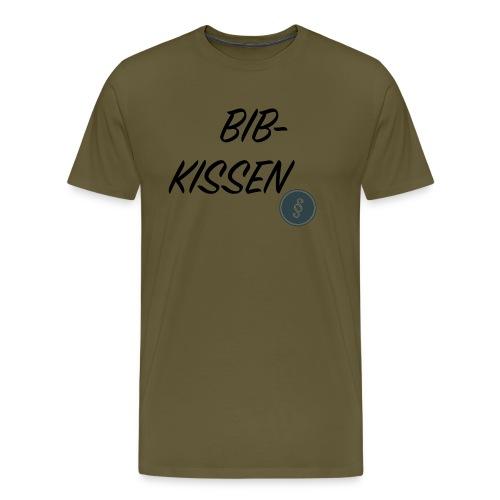 BIB-KISSEN - Männer Premium T-Shirt