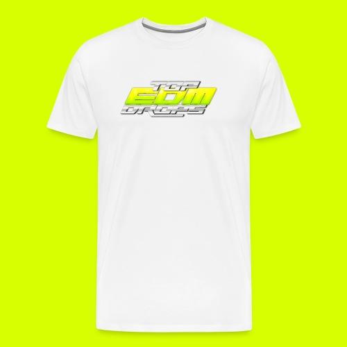 Snapback TopEDMDrops - Men's Premium T-Shirt