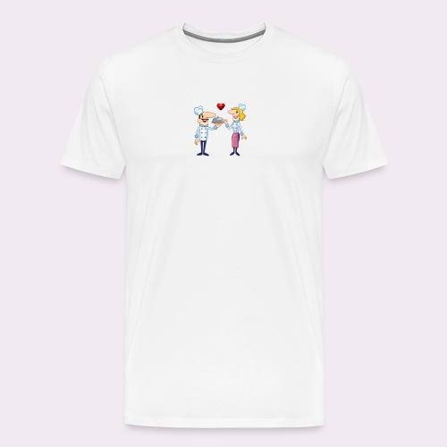 cheffs - Camiseta premium hombre