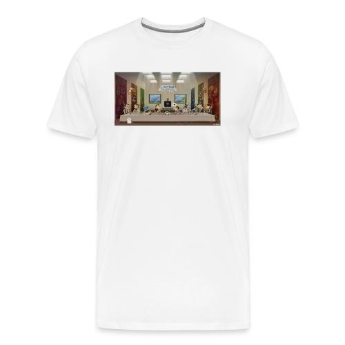cene retro - T-shirt Premium Homme