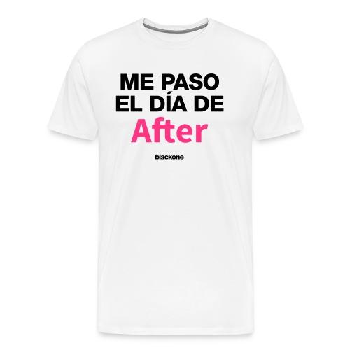 Camiseta Dia de After - Camiseta premium hombre