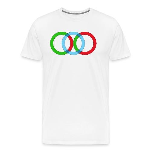 OLIMPIA-png - Maglietta Premium da uomo