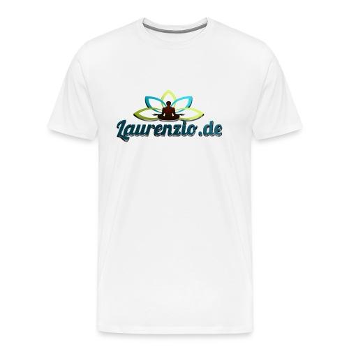 Laurenzio.de - Men's Premium T-Shirt