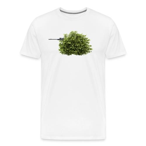 Busch Sniper für Battle Royal Gamer - Männer Premium T-Shirt