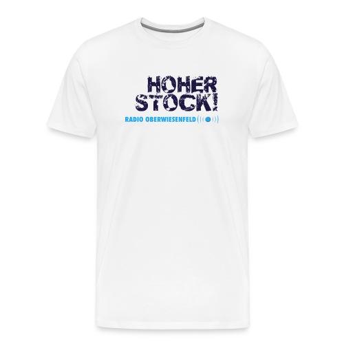 Unterbux Highsticking png - Männer Premium T-Shirt