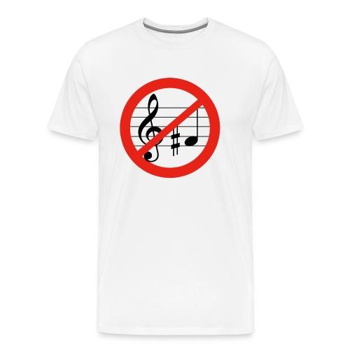 Gib FIS keine Chance - Männer Premium T-Shirt