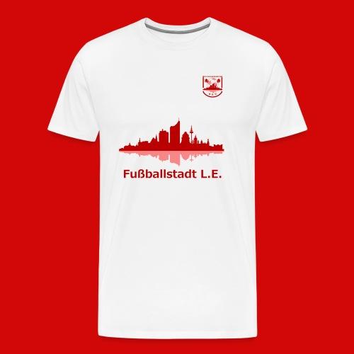 Trikot vorn png - Männer Premium T-Shirt