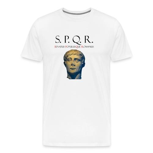 SPQR LUNAR Jacken & Westen - Männer Premium T-Shirt