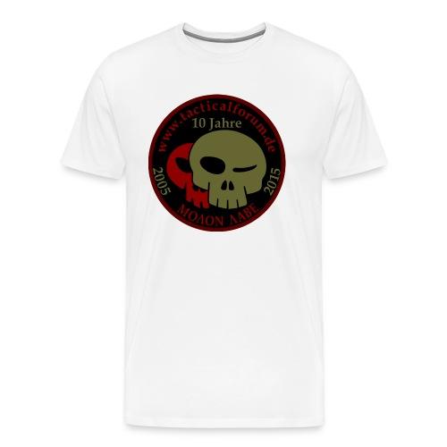 TF-Skull_b - Männer Premium T-Shirt
