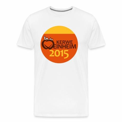 Kerwe Shirt 2015 - Männer Premium T-Shirt