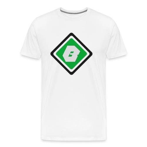 Bro'casters   Logo - T-shirt Premium Homme