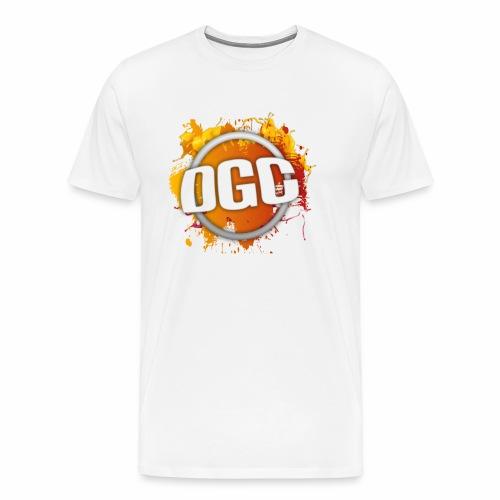 Merchlogo mega png - Mannen Premium T-shirt