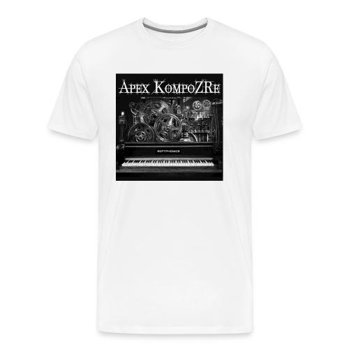 APEX_KOM_MASTER-jpg - Men's Premium T-Shirt