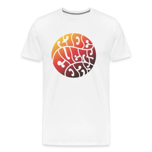 HIPPIERED-jpg - Camiseta premium hombre