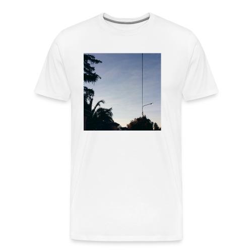 Sky Tee - Maglietta Premium da uomo