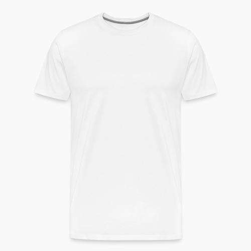 Snow White Dragon Sweatshirt - Men's Premium T-Shirt