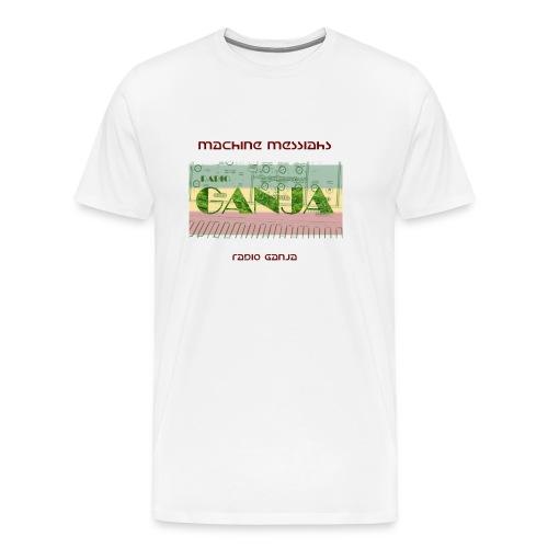 radio ganja - Men's Premium T-Shirt