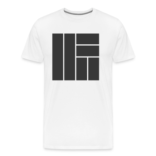 NÖRCup Black Iconic Edition - Men's Premium T-Shirt