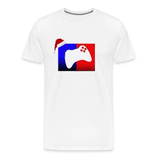 XboxgamerZ Kerst Shirt LIMITED EDITON (21/01) - Mannen Premium T-shirt