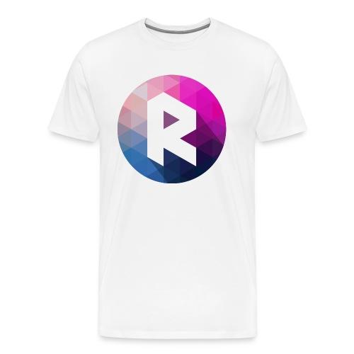 radiant logo - Men's Premium T-Shirt