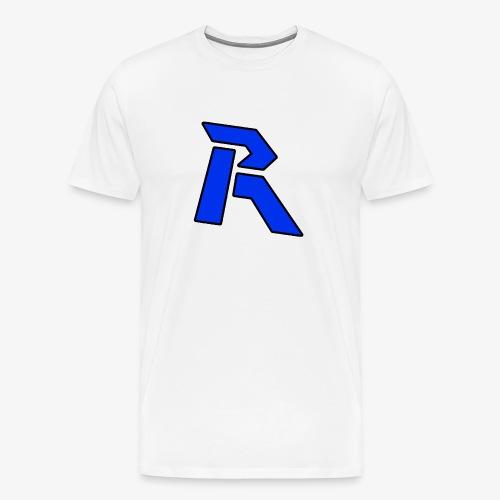 Rainkz Langarm Logo M - Männer Premium T-Shirt