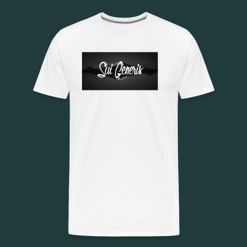 Sui Generis panorama - Maglietta Premium da uomo
