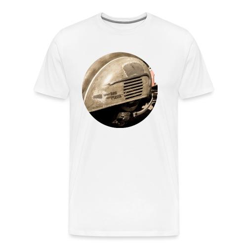 SCOOTER_2_VK - Männer Premium T-Shirt