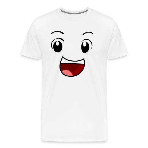 Boyga SMIL - Premium T-skjorte for menn