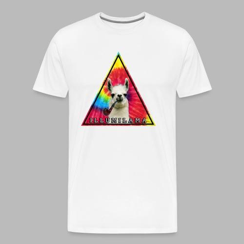 Illumilama logo T-shirt - Men's Premium T-Shirt
