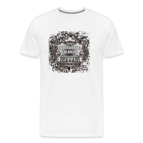 KU Dimittend - Herre premium T-shirt