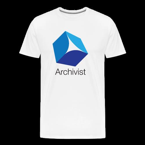 ArchiTAZZA Archivist - Maglietta Premium da uomo