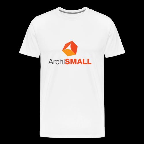 ArchiTAZZA ArchiSMALL - Maglietta Premium da uomo