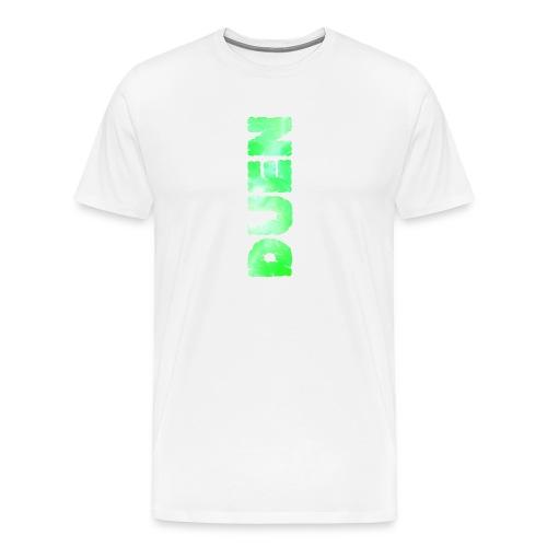 Duens Cover - Herre premium T-shirt