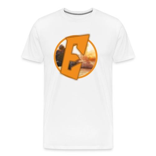 epiclifelogogxj8ryinqu png - Männer Premium T-Shirt