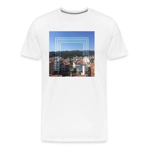 Calella in June - Mannen Premium T-shirt