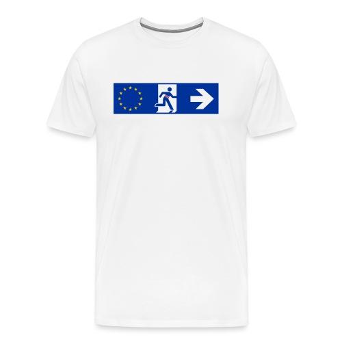 brexit United Kingdom - Maglietta Premium da uomo