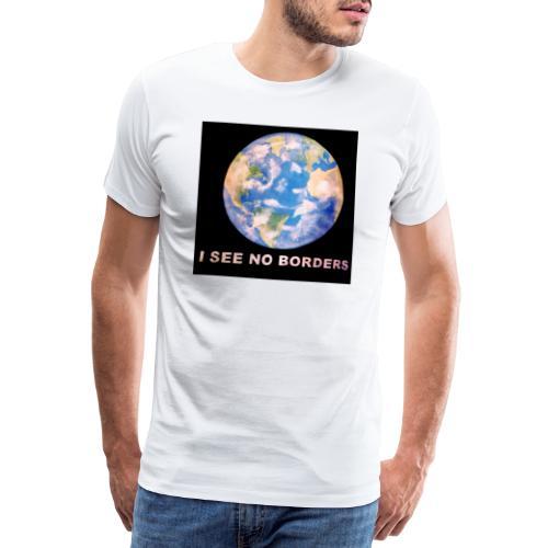 noborders - Men's Premium T-Shirt