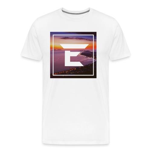 EMPRiiX Pullover White - Männer Premium T-Shirt