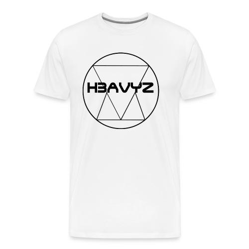 H3AVYZ- Pull gris chiné - T-shirt Premium Homme