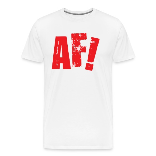 AF! - Mannen Premium T-shirt