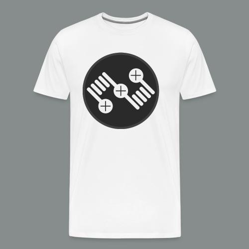 logo 2 png - Männer Premium T-Shirt