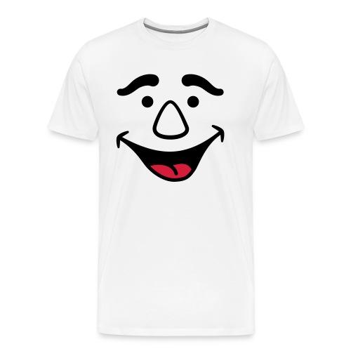 Laughing Face - Men's Premium T-Shirt