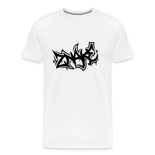 Znake Hoodie - Männer Premium T-Shirt