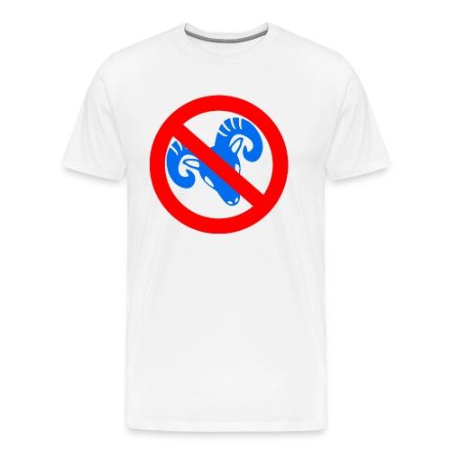 Kein Bock - Tasse - Men's Premium T-Shirt
