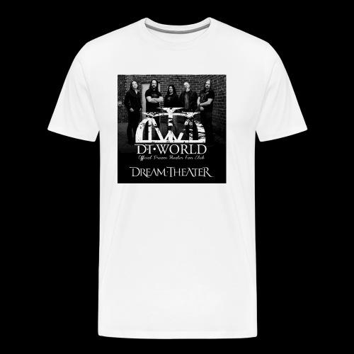 cover png - Premium T-skjorte for menn